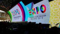 Souvenirs de l'exposition Milano