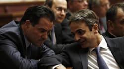 Γεωργιάδης και Μητσοτάκης ξορκίζουν το «φάντασμα» του Τσίπρα από τις εκλογές στη