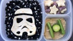 Όταν τα παιδιά τρώνε το Star Wars για