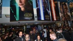 Αποκλειστική προβολή «Star Wars: Η Δύναμη ξυπνάει» από τα κανάλια