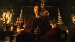 Gad Elmaleh en maître Shaolin version marocaine pour le film