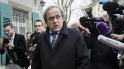 Platini suspendu 8 ans par la commission d'éthique de la Fifa, comme