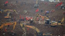 Τραγωδία στην Κίνα: Τόνοι λάσπης και αποβλήτων καταπλάκωσαν 33
