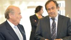 Fifa: Platini et Blatter pourront encore aller au stade...en