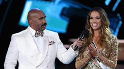 Darum flog diese Flüchtlingsschönheit bei der Miss Universe-Wahl
