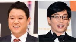 [온라인TV리포트] 2015 화제성 대상(지상파) MBC 김구라, KBS 삼둥이, SBS