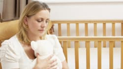 To The New Mum Quietly Suffering From Breastfeeding Grief - Maternal Mental Health