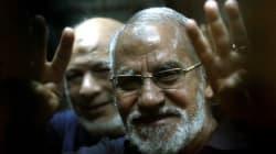 Le chef des Frères musulmans condamné à 10 ans pour