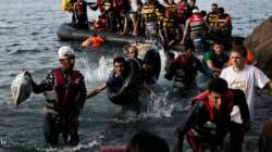 Un million de migrants sont arrivés en Europe en