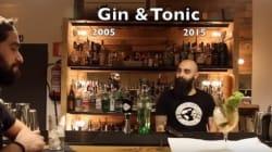 Πώς οι hipsters κατέστρεψαν το τζιν με τόνικ: Αυτό το βίντεο είναι ό,τι καλύτερο θα δείτε