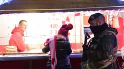 Λιγότεροι οι τουρίστες και περισσότεροι οι στρατιώτες στο Παρίσι