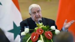 Damas prêt à des pourparlers avec l'opposition fin