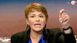 Une ministre marocaine travaille