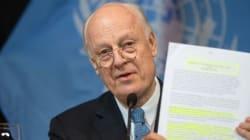 Syrie: l'ONU espère entamer les pourparlers de paix le 25
