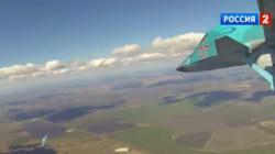 Απίστευτη εικονική αερομαχία ανάμεσα σε δύο «ξαδέλφια» από τη Ρωσία: Su-34 εναντίον