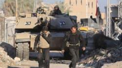 Ο ιρακινός στρατός εισέβαλε στο