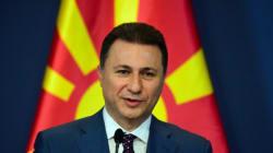 Γκρούεφσκι: Νέα μεταβατική κυβέρνηση θα διεξάγει τις εκλογές του