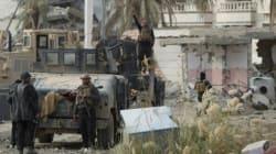 Les principales étapes d'une année de guerre contre Daech