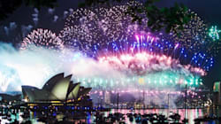 Top Ten Cities to Celebrate New Year's