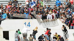 Algérie: la violence dans les stades en hausse en