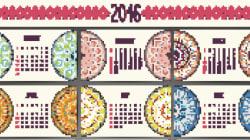 2016...ή μήπως 4714; Άραγε τι δείχνει σήμερα το ημερολόγιο σε άλλες γωνιές του
