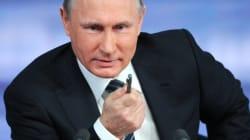 La Russie attaque l'Ukraine (en
