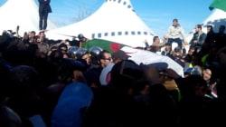 Le grandiose retour à la terre de Hocine Aït Ahmed, le combattant