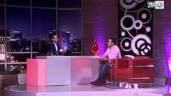 Rachid El Allali reçoit Rachid El Allali dans Rachid