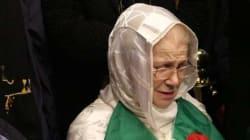 L'Adieu à Hocine Aït Ahmed, des images
