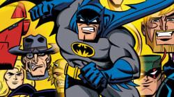 슈퍼 히어로의 세계화   배트맨, 고담