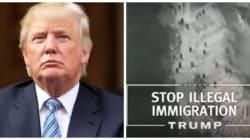 Immigration: Donald Trump confond le Mexique avec le