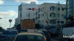 Et si les secondes avant de passer au feu vert étaient décomptées en Tunisie?