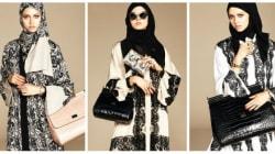 Οι Dolce & Gabbana φτιάχνουν μαντήλες για
