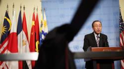 Ο Μπαν Κι Μουν καλεί την Β. Κορέα να σταματήσει κάθε πυρηνική
