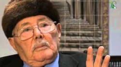 Brahim Chergui, cadre de la révolution et