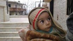 Ένα συγκλονιστικό βίντεο για αυτούς που έμειναν πίσω: Αποστεωμένα παιδιά τρώνε φύλλα για να επιβιώσουν σε πόλη της Συρίας (Σκ...
