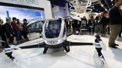 Ehang 184: Αυτόνομο, ρομποτικό και ιπτάμενο, ένα «ταξί» που όμοιό του δεν έχετε