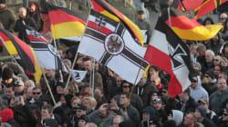 Βίαια διαλύθηκε διαδήλωση που οργάνωσαν ακροδεξιοί κατά των μεταναστών στην
