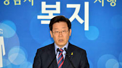 이재명 성남시장이 남경필 경기지사의 '누리과정' 예산 투입을 '포퓰리즘'이라고 비판한