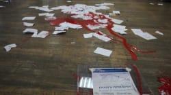 Συνελήφθη 29χρονος αντιεξουσιαστής για την επίθεση στο εκλογικό τμήμα της ΝΔ στη Νέα