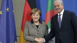 Merkel veut accélérer le renvoi des Algériens déboutés du droit