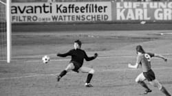 Der erste deutsch-deutsche Fußballgipfel: Die