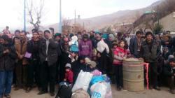 Οι σπαρακτικές στιγμές που περιγράφουν οι οργανώσεις όταν παραδόθηκε η ανθρωπιστική βοήθεια στην πόλη του λιμού στην