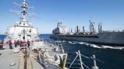 Αίσιο τέλος για τους αμερικανούς ναύτες: Θα αφεθούν ελεύθεροι από το