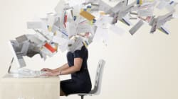 Attention si vous envoyez trop de mails perso au