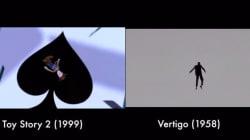 Ένα υπέροχο βίντεο αποκαλύπτει τις έμμεσες αναφορές της Pixar σε κλασικές ταινίες του