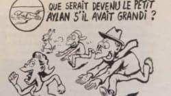 Οργή για σκίτσο του Charlie Hebdo με τον μικρό