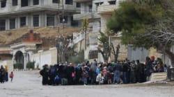 Syrie: les humanitaires au secours des habitants de Madaya, l'ONU veut plus de