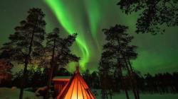 Auf Den Spuren Der Nordlichter - 100 Tage