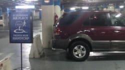 #Alerte7mar pour dénoncer le parking